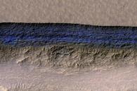 화성 표면 밑에서 '거대 얼음' 찾았다…이주 현실화 (사이언스)