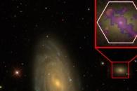 [아하! 우주] 작다고 무시하지마…작은 은하에도 거대 블랙홀 있다