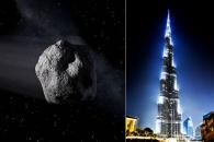'세계 최고층 빌딩'보다 큰 소행성, 지구로 접근중(NASA)