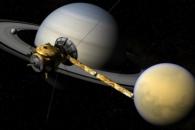 """[아하! 우주] """"토성의 타이탄, 지구와 놀랄만큼 닮았다"""" (NASA)"""