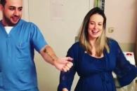 진통 겪는 산모와 함께 춤을…브라질 의사 화제