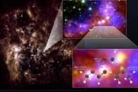 [아하! 우주] 대마젤란은하서 유기물질 발견 - 생명체도 존재할까?