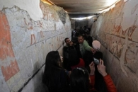 4400년 전 만든 고대 이집트 '무녀 무덤' 발견
