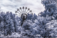 체르노빌 참사 32주년…시간이 멈춰버린 '유령 도시'