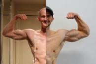[월드피플+] 백혈병 두 번이나 이겨낸 근육질 청년의 사연