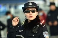 0.1초 만에 안면인식…中경찰, 범죄자 색출용 선글라스 사용