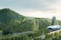 中오염문제 해결할 세계 최초 삼림도시 2020년 완공
