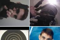 美 19세 총기난사범, 인스타그램 사진도 총과 칼로 가득