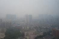 中 춘절 기간 80개 도시, 대기오염도 급격히 악화