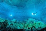 세계 최대 수중동굴, VR로 재현하는 이유는?