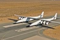 [와우! 과학] '세계서 가장 큰 비행기' 활주테스트…비상의 날개 펴다