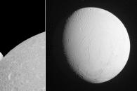 """""""토성의 '얼음 달'에 생명체 존재 가능"""" (연구)"""
