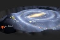 [아하! 우주] 우리 은하 주변의 별 알고보니 추방당한 우리 식구