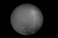 [우주를 보다] 하얗게 빛나는 '토성의 달' 디오네