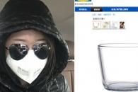 中여성 '이케아 컵' 사용하다 폭발 부상…1억 여원 소송