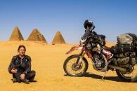 [월드피플+] 모든 대륙을 달리다…오토바이로 세계일주한 40대 女