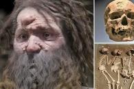 [와우! 과학] 150년 전 발굴된 크로마뇽인 얼굴 복원…이마에 종양