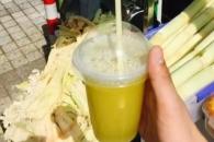 [여기는 중국] 中노점서 산 천연주스 알고보니 더러운 설탕물