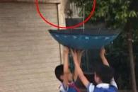 [여기는 중국] 우산으로 기지 발휘…고양이 구한 中초등생 (영상)