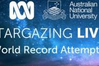 호주서 수천 명 별지기 '스타 파티'…기네스북 도전한다