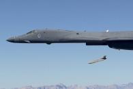 [김대영의 무기 인사이드] 시리아 공습 선봉에 선 '죽음의 백조' B-1B