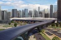 초고속 진공열차 하이퍼루프, 2020년 UAE에 첫 선