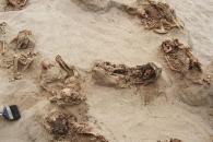 제물로 바쳐진 어린이만 최소한 160명…사상 최대 규모 유적 발견