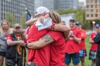 35년 만에 생모 찾은 남성, 하프 마라톤에서 깜짝 만남