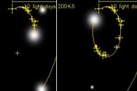[우주를 보다] 우리 은하 중심에 '괴물 블랙홀' 영상으로 보다