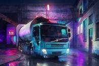 [고든 정의 TECH+] 쓰레기 수거하는 볼보의 친환경 전기 트럭