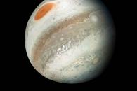 [우주를 보다] 대적점이 북반구에…목성 새 사진 공개