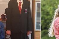 12살에 188㎝…세계에서 키가 가장 큰 10대 초반 소녀