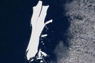 세계에서 가장 큰 빙산, 결국 녹아 사라졌다