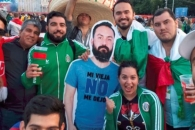 [여기는 남미] 멕시코 대표팀 응원하는 종이인형, 대체 무슨 일?