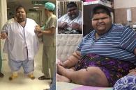 '237㎏' 세계 최대 몸무게 14세 소년, 수술로 감량 성공