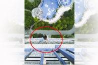 [여기는 중국] 20층 베란다에 5세 아이…아찔한 순간