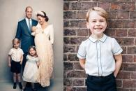 이젠 어엿한 형·오빠…英조지 왕자 5살 생일 맞았다