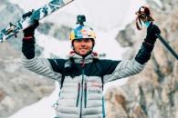 K2 정상서 스키 타고 하강…세계 첫번째 성공 (영상)
