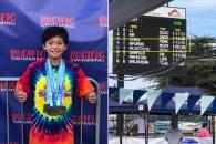 '수영 황제' 펠프스가 23년 전 세운 100m 접영 기록 깬 10세 소년