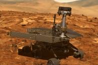"""[아하! 우주] """"깨어나라!""""…화성 탐사로봇 오퍼튜니티 2개월 째 감감무소식"""