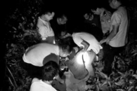 [여기는 중국] 불법 덫에 걸려 2주 간 숲에 버려진 남성