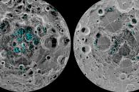 달의 남극과 북극 표면서 얼음 발견…첫 직접적 증거