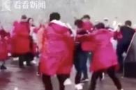[여기는 중국] '인증샷' 찍으려 몸싸움 벌인 中관광객들 (영상)