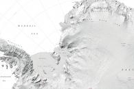 [지구를 보다] 남극의 눈물도 보다…역대 최고 고화질 新남극지도 공개