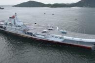[김대영의 무기 인사이드] 중국의 꿈이 현실로 '랴오닝 항공모함'
