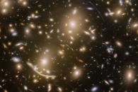 [우주를 보다] '허블'이 잡은 놀라운 태고의 은하들
