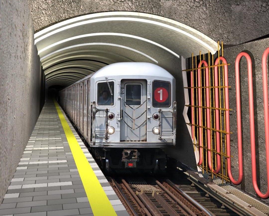 [와우! 과학] 지하철 터널로 만드는 친환경 냉난방 시스템이란?