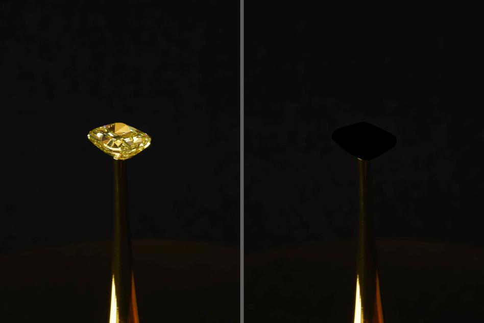 [핵잼 사이언스] '역대 가장 완벽한 블랙' 개발…99.995% 빛 차단