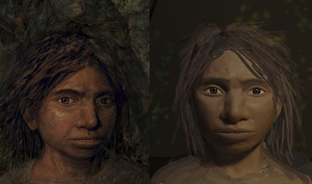 """[핵잼 사이언스] """"나는 인류의 사촌입니다""""…고대인류 데니소바인 첫 복원"""