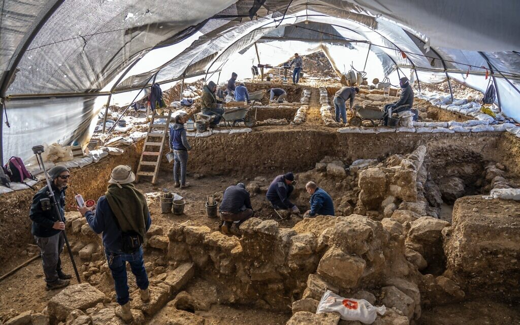 [와우! 과학] 2700년 전 공납처?…이스라엘서 유다왕국 유적 발견
